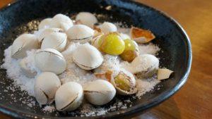 Гинкго в кулинарии