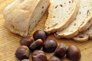 Хлеб из каштанов