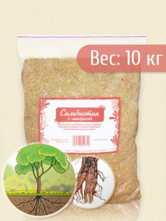 Биопрепарат, Симбиотик с микоризой, 10кг, fertilizer